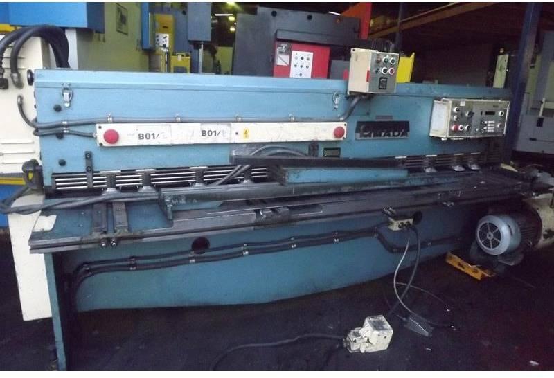 USED Amada M2545 Shear - Mechanical | TPH Machine Tools