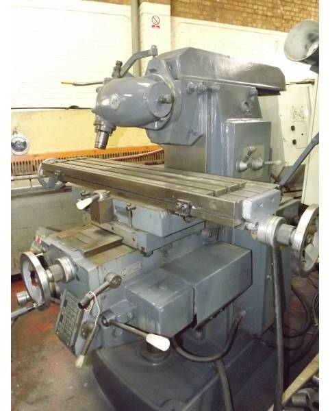 Ajax Milling Machine