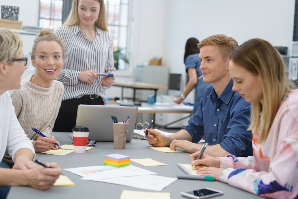 Mental Health at Work: Colleagues   Altruist Enterprises