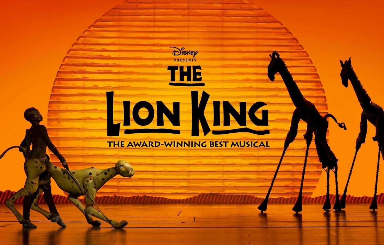 El Rey Len el musical ms emocionante de Broadway