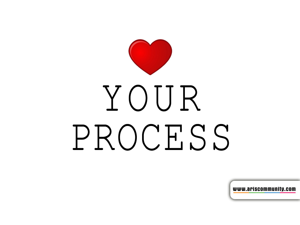 Do you love your process? Download this wallpaper if you