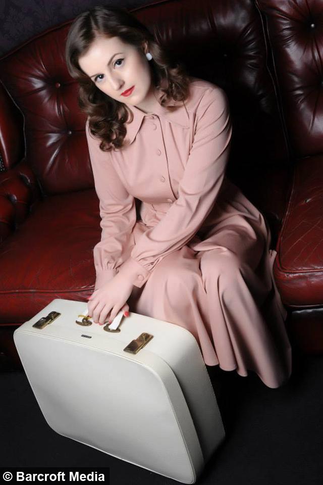 Miss Vintage Dress like a lady to be treated like a lady