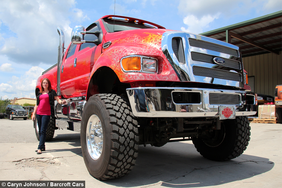 extreme super truck the
