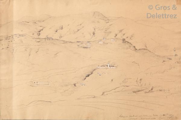 eugene flandrin naples 1809 1889