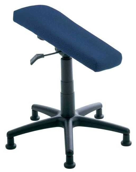 ergonomic chair with leg rest low lounge rests posture supports back care solutions grahl freestanding