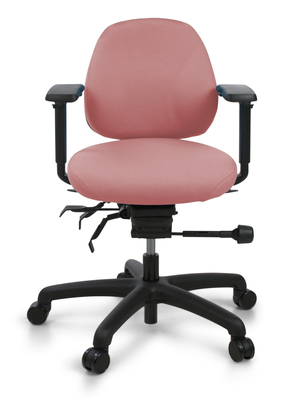 Pink Office Chairs Opera 30 2 Ergonomic Office Chair