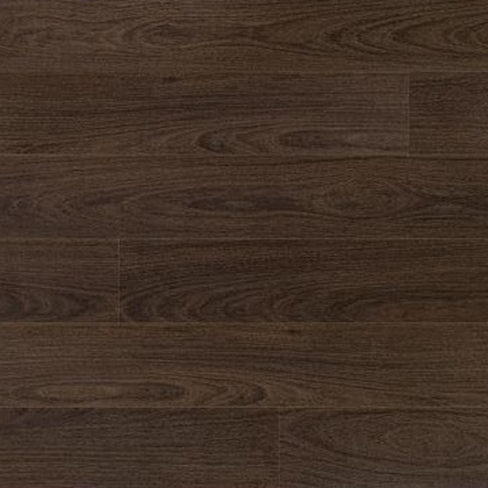 Elka 8mm Laminate Flooring V Groove Dark Walnut 172m2