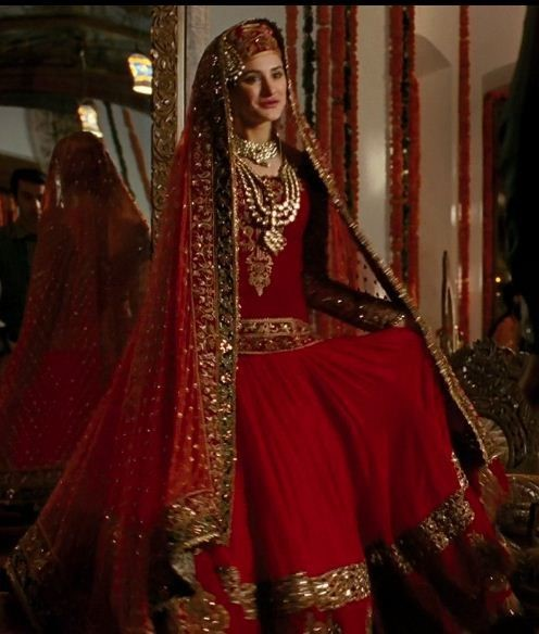 Kashmiri Wedding Attire
