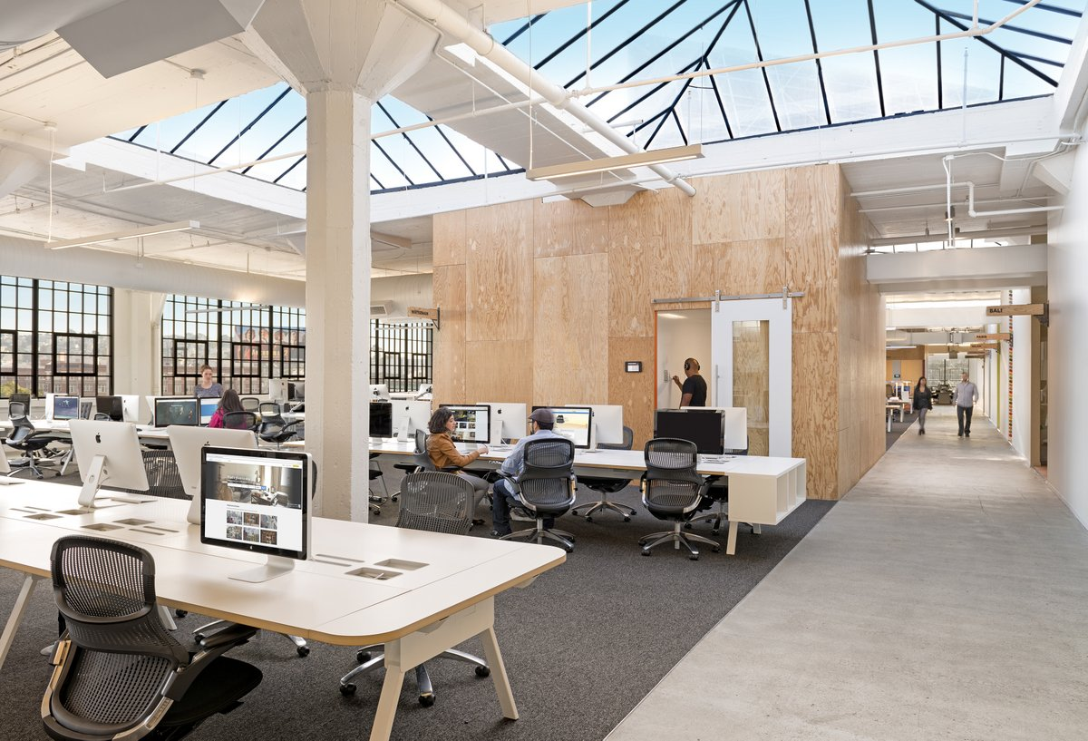 11 coolest startup and tech offices in the world