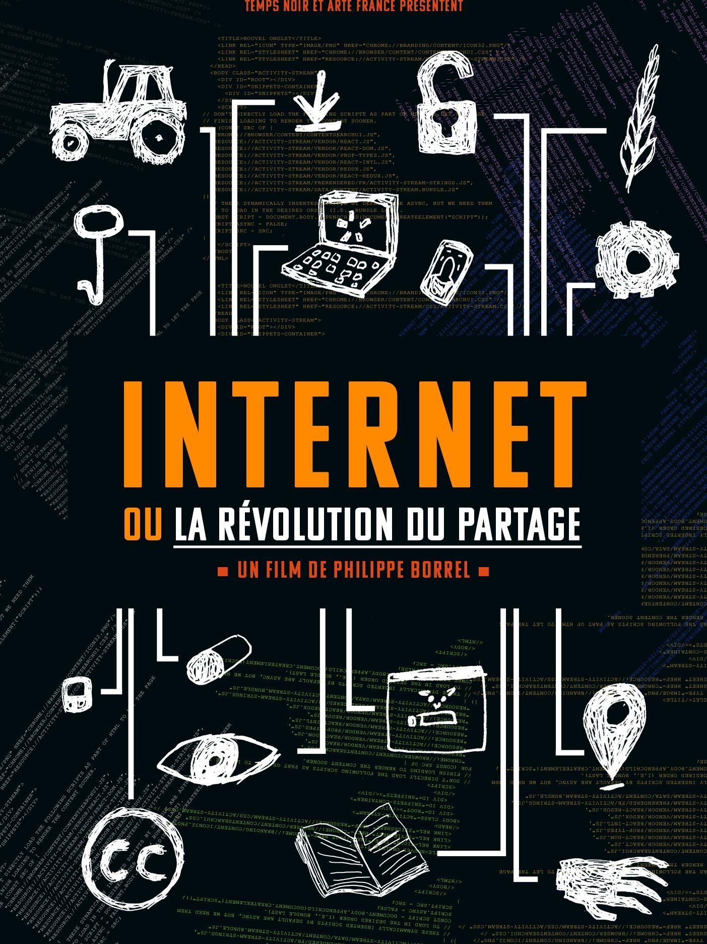 """Bonus """"Internet ou la révolution du partage"""" - Gozmail on"""