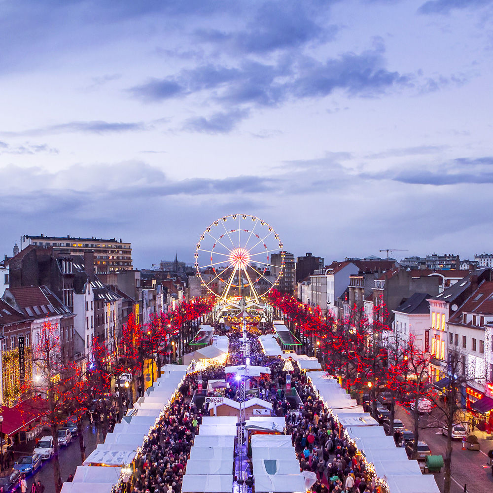 The 4 Unmissable Activities Of Winter Wonders Visit Brussels