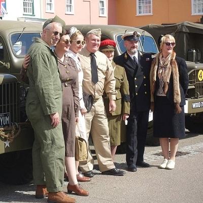 1940s Lavenham Commemorative Weekend 2020 Events What