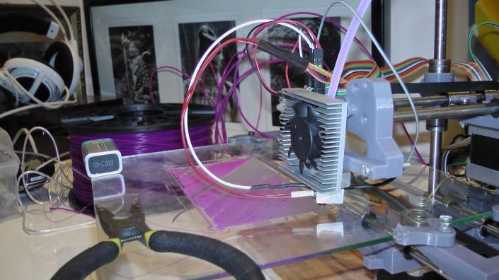 smartrap 3d printer