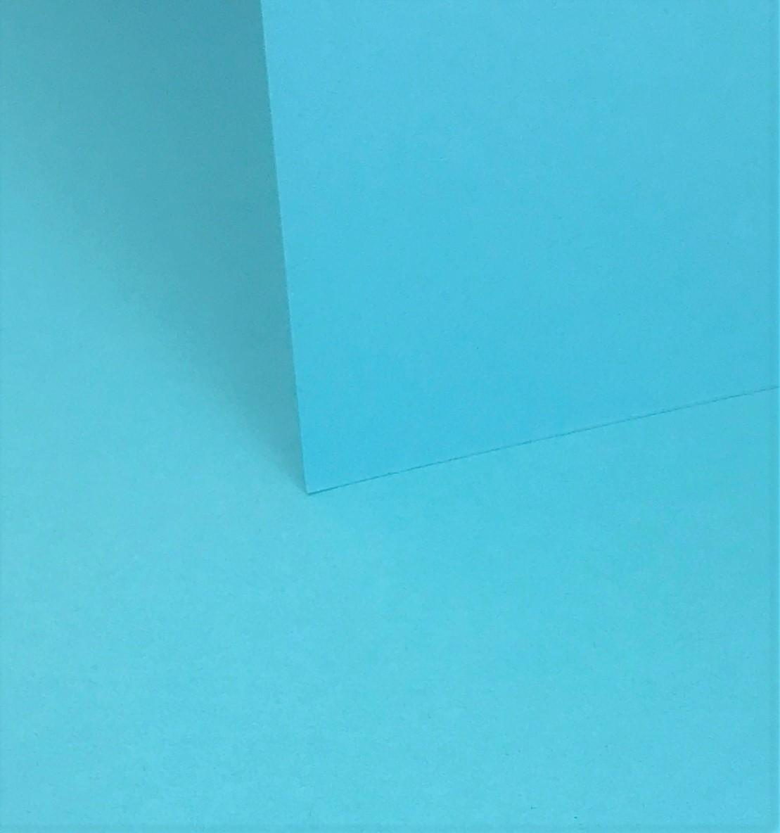 a4 10 sheets turquoise