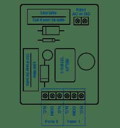 double pole double through contact diagram [ 940 x 940 Pixel ]