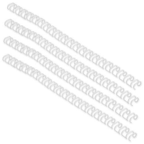 GBC Binding Wire Elements 34 Loop for 85 Sheets 9.5mm A4
