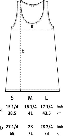 Women   tunic vest size chart also stori clothing rh storiclothing