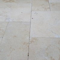Tumbled Egyptian Limestone flooring | Cardiff Slate and ...