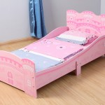 Girls Pink Castle Princess Toddler Bed With Mattress Mcc Trading Ltd Mcc Direct Mcc Outlet