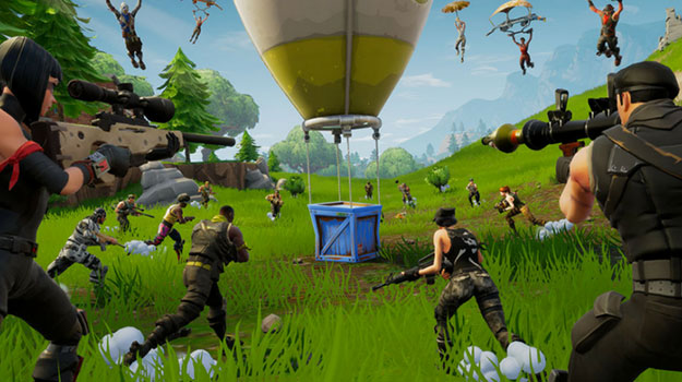 Helping Marketers Figure Out Fortnite  MullenLowe Group