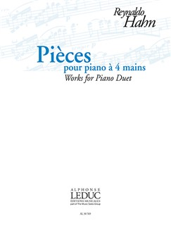 Reynaldo Hahn: Music For Piano Four Hands (Works For Piano