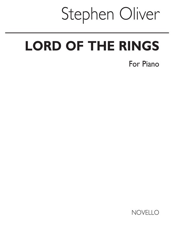 Stephen Oliver: Lord Of The Rings Theme (Radio