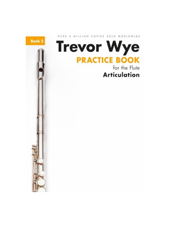 Sheet Music : Trevor Wye Practice Book For The Flute: Book