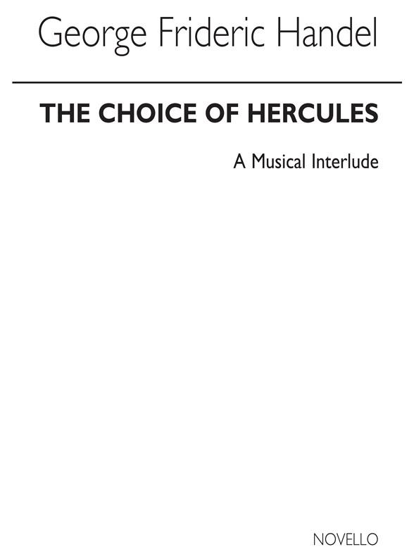 Hercules SHEET MUSIC, SCORES, PARTITURAS, SPARTITIS