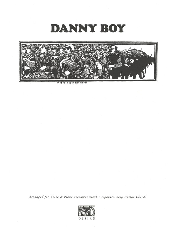 Sheet Music : Danny Boy (Piano Accompaniment)