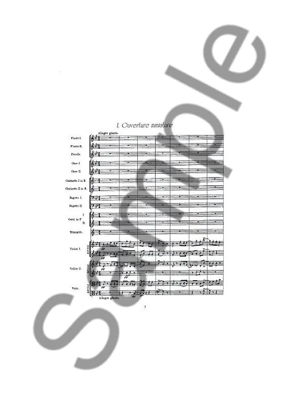 Pyotr Ilyich Tchaikovsky: Nutcracker Suite Op.71a