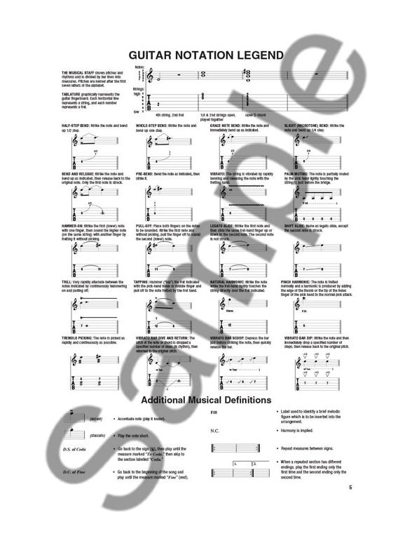 Easy Guitar Play-Along Volume 11: Nirvana (Book/Online