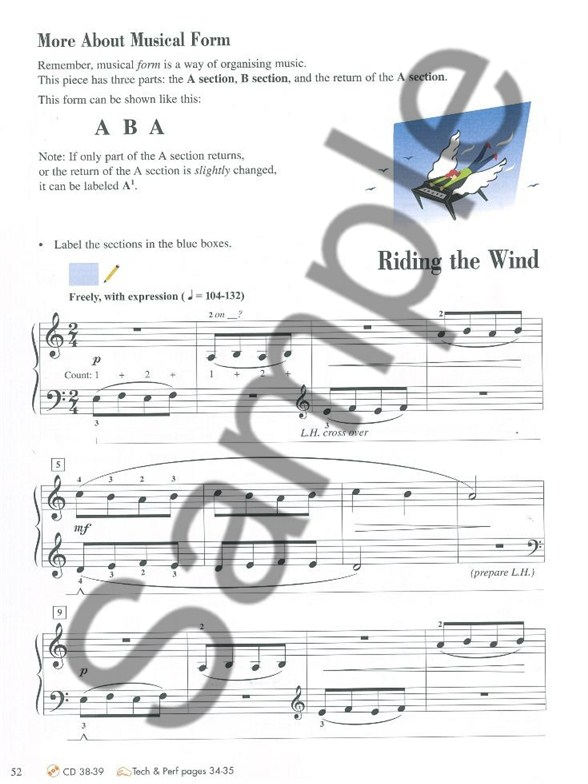 Piano Adventures: Level 2B Lesson And Theory Book