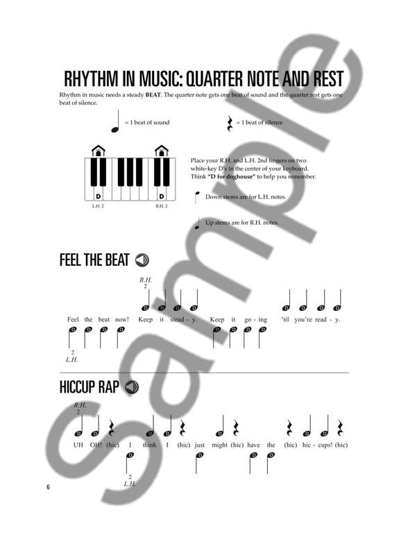 Hal Leonard Piano For Teens Method (Book/Online Audio