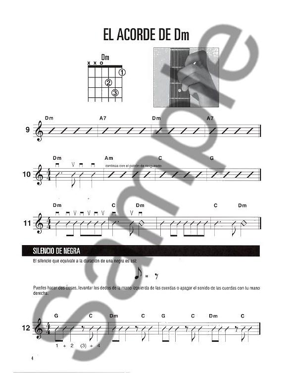 Metodo Para Guitarra Hal Leonard: Libro 2 (Book And CD