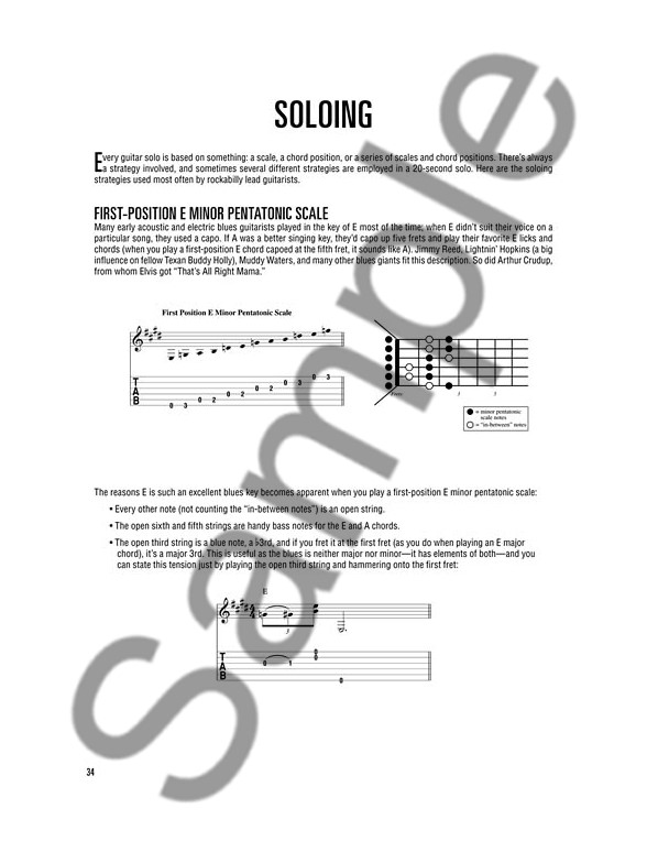 Fred Sokolow: Hal Leonard Rockabilly Guitar Method (Book