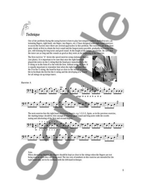 Ron Carter: Building Jazz Bass Lines (Book/Online Audio