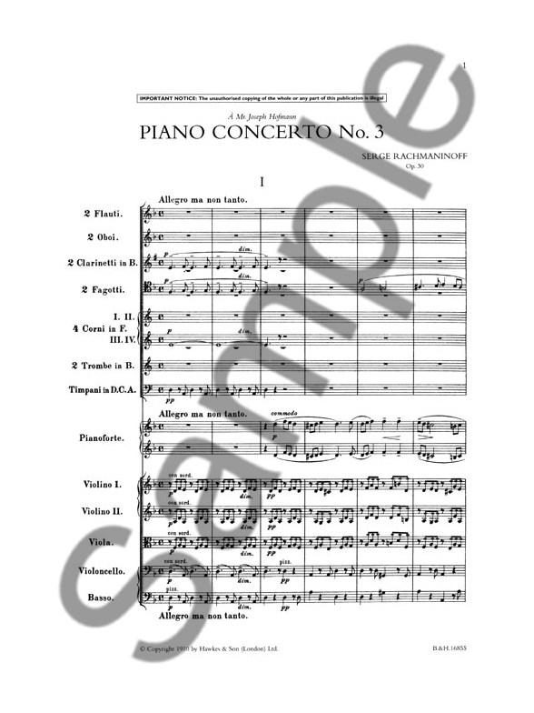Sergei Rachmaninov: Piano Concerto No.3 And No.4