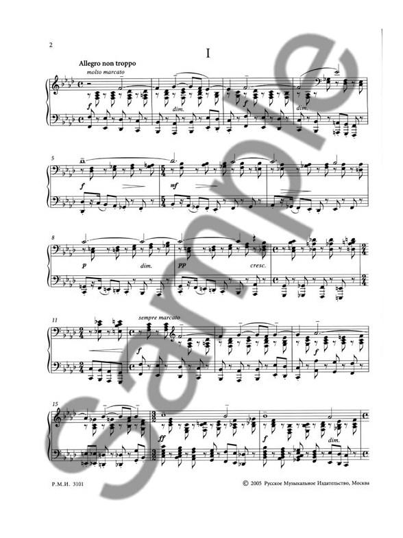 Sergei Rachmaninoff: Etudes-Tableaux Op.33 (1st and 2nd