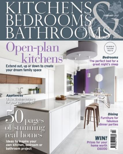 Kitchens Bedrooms and Bathrooms Magazine Subscription