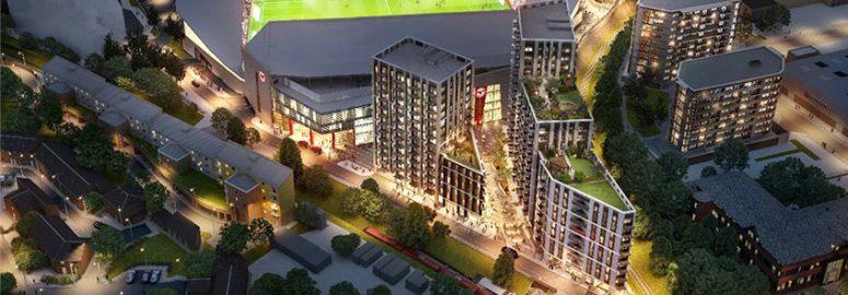 EcoWorld and Invesco finalise £400m PRS development deal | EG News