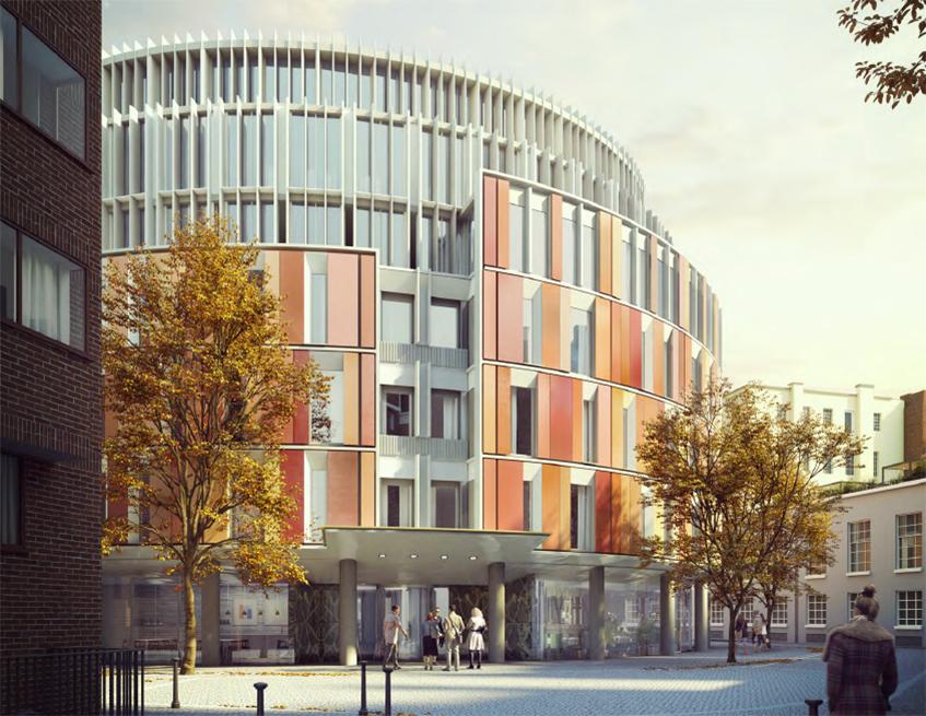 Planners Approve New Knightsbridge Hotel