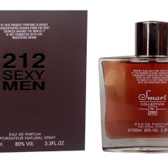 Recover Sofa Cushions Tan Leather Living Room Ideas 212 Sexy Men 100ml Smart Collection No. 239 Perfume ...