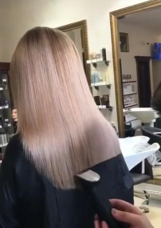 Tagli di capelli netti
