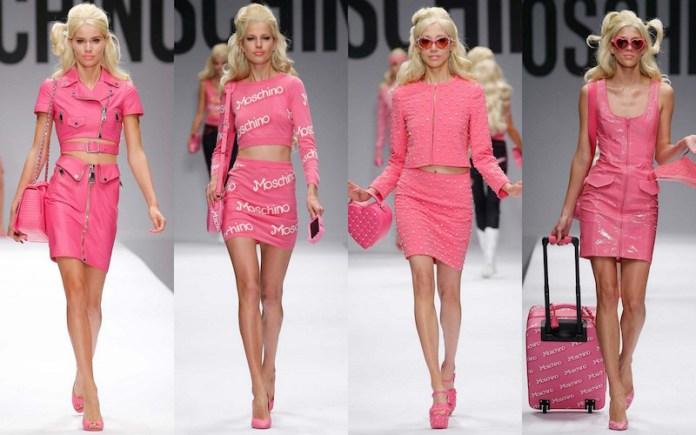 ClioMakeUp-trucco-anni-90-novanta-stile-moda-moschino-2016-barbie-2015