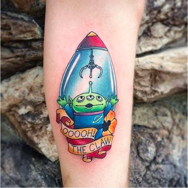 ClioMakeUp-tatuaggi-disney-piccoli-minimal-grandi-colorati-toy-story