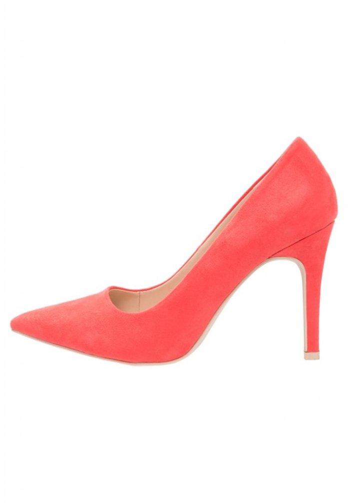 ClioMakeUp-scarpe-star-occasione-festa-abito-matrimonio-red-carpet-low-cost-tacchi-colorati-fucsia-anna-field-25-zalando