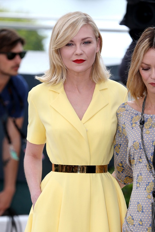 ClioMakeUp-Cannes-2016-red-carpet-beauty-look-primi-giorni-star-vip-kirsten-dunst-4
