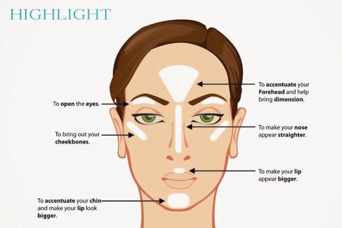 cliomakeup-pelle-luminosa-zone-viso-illuminante-zigomi-mento-contouring