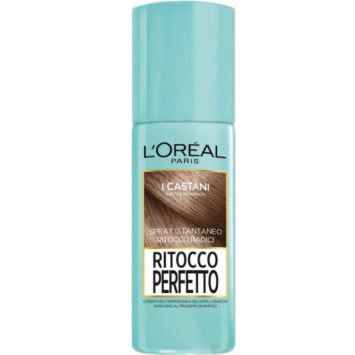 cliomakeup-ricrescita-capelli-prodotti-spray-mascara-rimedi-ritocco-perfetto-loreal-castano