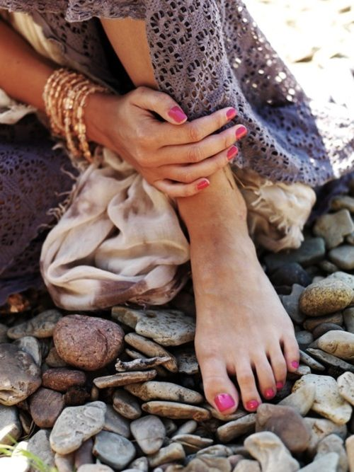 ClioMakeUp-beauty-routine-spiaggia-4-pedicure
